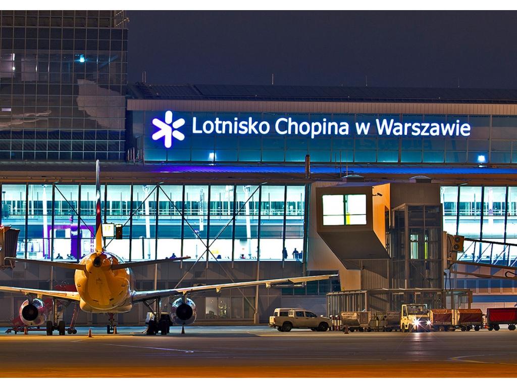 nocleg blisko lotniska